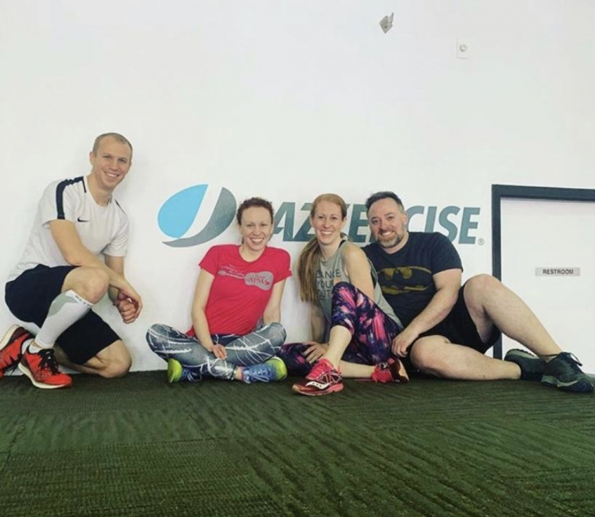 How Jazzercise Inspired My Business